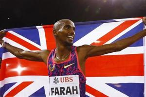 Mo Farah named BBC Sports Personality of the Year