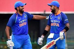 Rohit Sharma climbs to fifth in ICC ODI rankings, Virat Kohli leads...