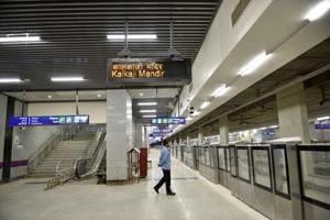Christmas gift from Delhi Metro: Botanical Garden-Kalkaji line  opens...