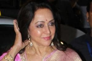 I feel very happy that I've done Padmavati's role: When Hema Malini...