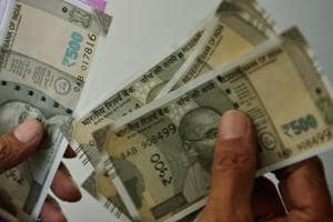 About Rs 5,000 crore spent on printing of new 500 notes
