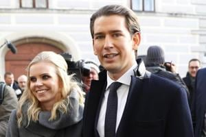 Austria swears in Europe's youngest leader Sebastian Kurz