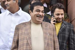 Gadkari looking to launch India's first private rapid transit system...