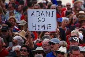 Adani drops contractor for his controversial Carmichael coal mine in...