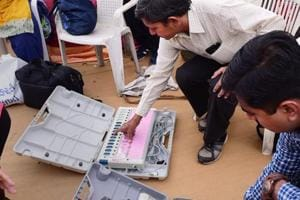 Tale of two states: More voters in Gujarat opted for NOTA than in...