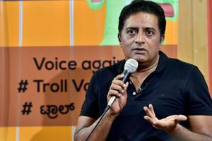 What happened to 150+ seats,  Prakash Raj asks PM Modi on Gujarat...
