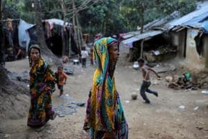 Three Rohingya families rescued from slavery in Agra