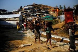 UN rights chief says genocide committed against Myanmar's Rohingya...