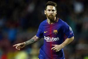 Lionel Messi says El Clasico win will give FC Barcelona a happy...