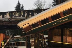 'Multiple fatalities' in Amtrak trail derailment in Washington state:...