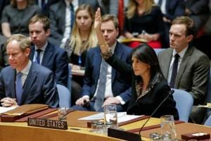 Haley slams defeated UN measure on Jerusalem as 'an insult'