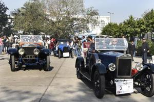 Vintage cars get NGT green signal for rallies and exhibition