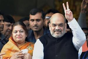 Gujarat election results going down to the wire: BJP, Congress neck...