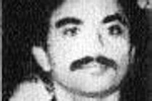 Chhota Shakeel, the lieutenant of underworld don Dawood Ibrahim.