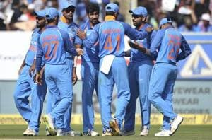 The Indian cricket team have not lost a single bilateral series in 2017.
