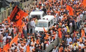 The Maratha community held massive rallies last year, demanding reservation.