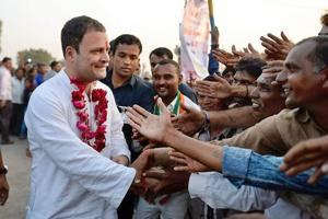 The more Rahul Gandhi grows, the more democracy develops