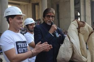 Even Bollywood stars have been a part of donation drives in Delhi-NCR.