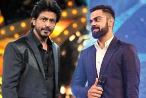 Virat Kohli dethrones Shah Rukh Khan, becomes India's most valuable...