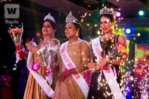 Miss Transqueen to Miss and Mrs Curvy Queen: In 2017, beauty pageants...