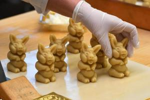 In sweet-toothed Germany, Christmas marzipan gets a makeover with 3-D...