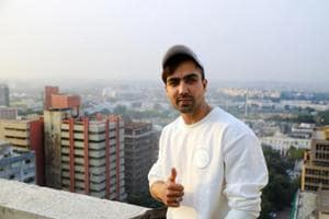 Singer Harrdy Sandhu released his single, Naah, on November 30 and it has crossed 48 million hits on YouTube.