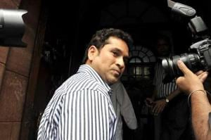 For the first time, Sachin Tendulkar will be initiating a full-fledged debate in Parliament.