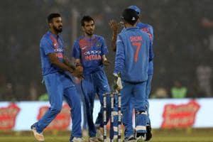 Full cricket score, India vs Sri Lanka, 1st T20, Cuttack: IND win by 93 runs, go 1-0 up