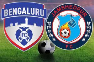 Live - ISL, Bengaluru FC vs Jamshedpur FC, live score