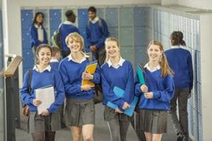 British girls skip school as they cannot afford sanitary napkins:...