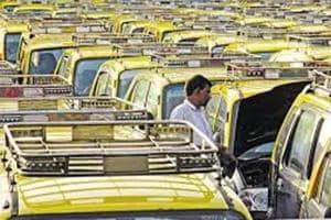 Maharashtra government to decide if old taxis can ply without speed...