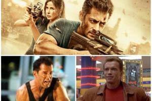 Here are three alternatives to Salman Khan's Tiger Zinda Hai, courtesy Bruce Willis, Arnold Schwarzenegger and Leonardo DiCaprio.