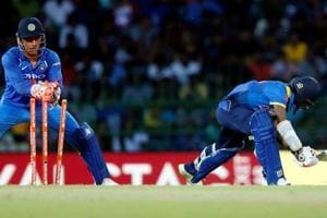 MSDhoni a vital cog in Indian spinners' success