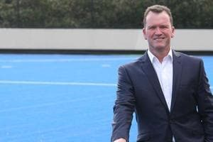 Jason McCracken quit as the CEO of the international hockey federation.