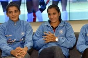 Indian women's hockey team working on mental strength with...