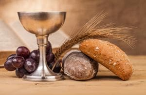 The Bible tells us that Jesus ate bread, wine and fish. Scholars say other chief crops during Christ's time were wheat, grapes and lentils.