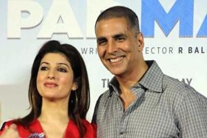 Twinkle Khanna won't reveal the first choice for PadMan, doesn't want...