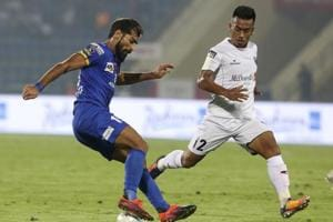 Balwant Singh scored a brace as Mumbai City FC defeated NorthEast...