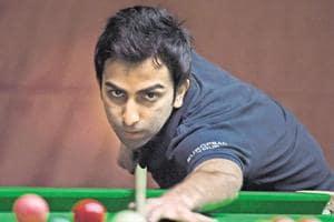 Pankaj Advani storms into last 16 of National 6-Red Snooker