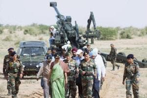 Indigenous artillery gun ATAGS to undergo winter trials in Sikkim