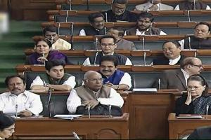 Congress accuses government of working for corporates