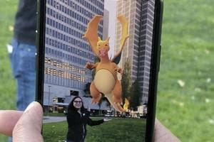 Pokemon Go to use Apple's ARKit to deliver advanced Augmented Reality...