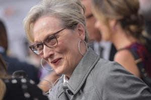 She Knew: Street art across Los Angeles blames Meryl Streep for not...
