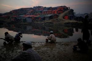 Pakistan hatching conspiracy with Rohingya terror groups: Bangladesh...
