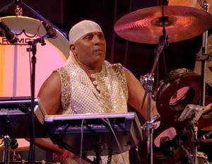 Sivamani, renowned percussionist, says he's happy to come to Delhi and perform in open places.