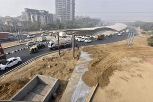 Gurgaon set for year-end infra leap