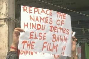 Hindu outfit protests against Bengali film for naming characters Ram,...