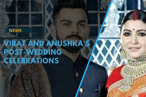 Anushka Sharma and Virat Kohli aren't done with their post-wedding...