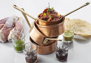 Indian cuisine is also global cuisine