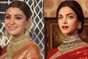 Anushka Sharma or Deepika Padukone: Who wears Sabyasachi better?
